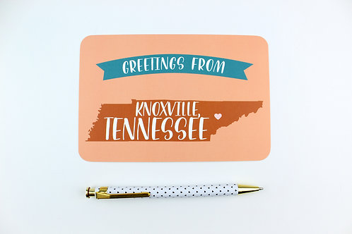 GREETINGS FROM YOUR CITY | POSTCARDS | WHOLESALE