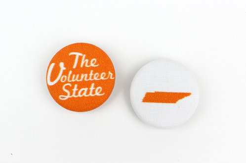 STATE NICKNAME | SET OF 2 MAGNETS | WHOLESALE
