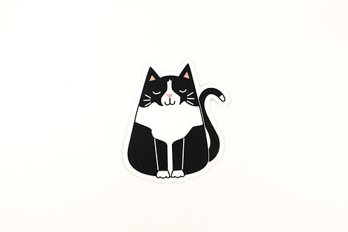 TUXEDO CAT | STICKER | WHOLESALE