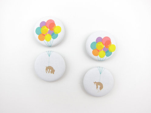 FLOATING PETS | SET OF 2 MAGNETS | WHOLESALE