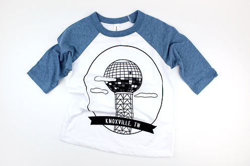 SLIGHTLY IMPERFECT SUNSPHERE | KIDS TEE | SIZE 10-12