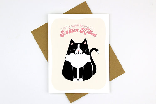 SMITTEN KITTEN | CARD | WHOLESALE