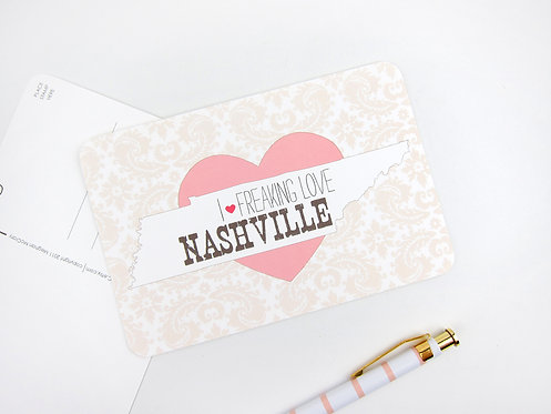 I FREAKING LOVE | POSTCARDS | WHOLESALE