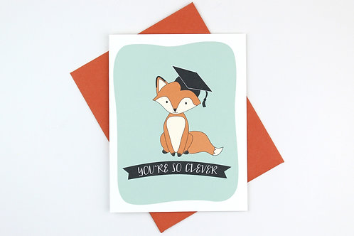 CLEVER FOX | CARD