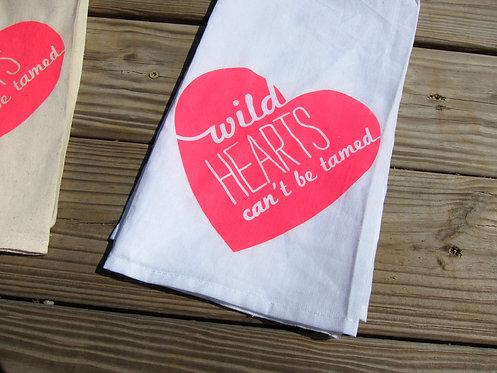 WILD HEARTS | KITCHEN TOWEL