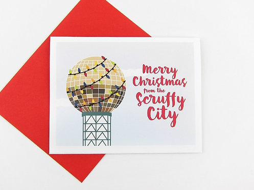 MERRY CHRISTMAS SUNSPHERE | CARD