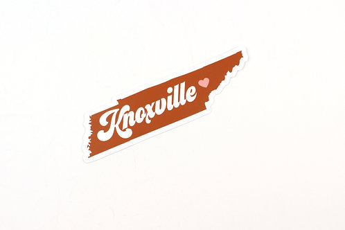RETRO KNOXVILLE | STICKER
