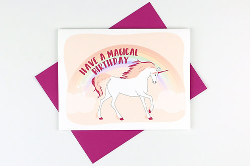 MAGICAL BIRTHDAY | CARD | WHOLESALE