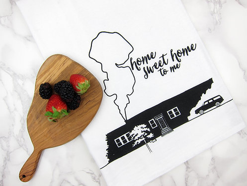 SLIGHTLY IMPERFECT TENNESSEE HOUSE | KITCHEN TOWEL
