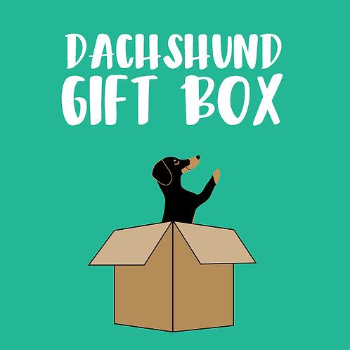 DACHSHUND GIFT BOX | SAVE OVER 25%