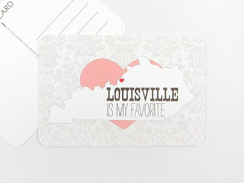 MY FAVORITE | POSTCARDS | WHOLESALE