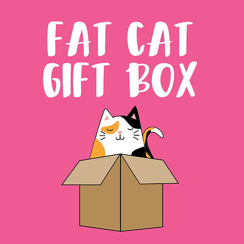 FAT CAT GIFT BOX | SAVE OVER 25%