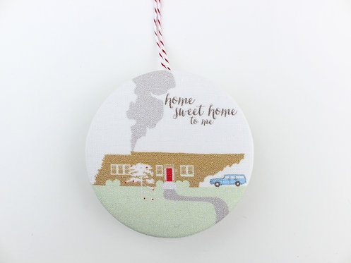 HOME SWEET HOME TENNESSEE | ORNAMENT