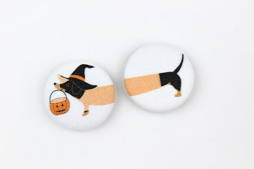 HALLOWEENIE | SET OF 2 MAGNETS