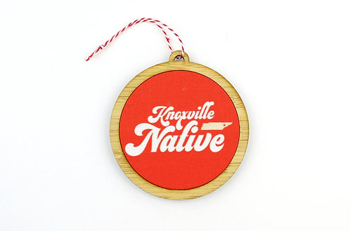 KNOXVILLE NATIVE | ORNAMENT