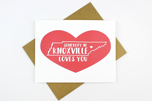 SOMEBODY LOVES YOU | CARD | WHOLESALE
