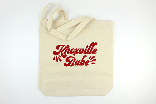KNOXVILLE BABE | TOTE BAG