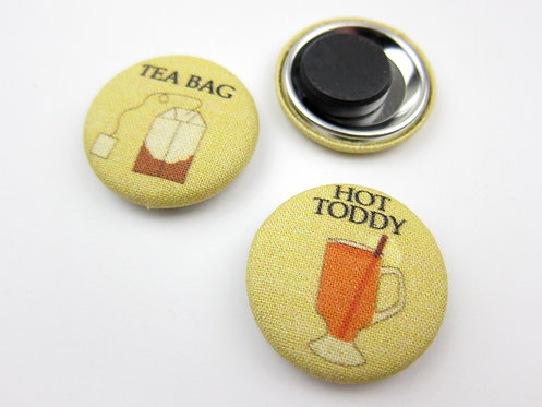 HOW TO MAKE A HOT TODDY | SET OF 6 MAGNETS