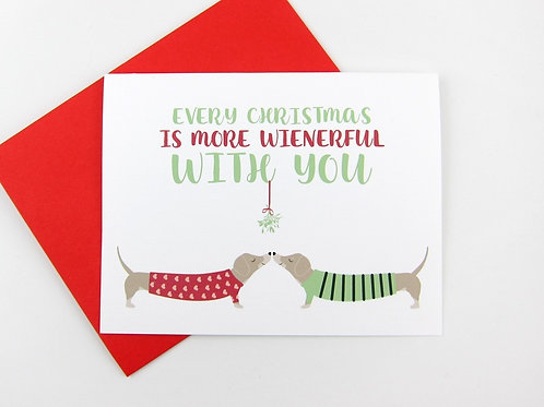 MORE WIENERFUL | CARD | WHOLESALE