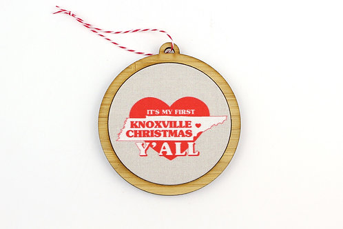 MY FIRST CHRISTMAS | ORNAMENT | WHOLESALE