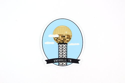 SUNSPHERE | STICKER