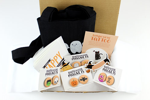 HALLOWEEN GIFT BOX | SAVE ALMOST 50%