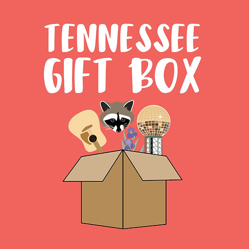 TENNESSEE, KNOXVILLE, OR NASHVILLE GIFT BOX | SAVE OVER 25%