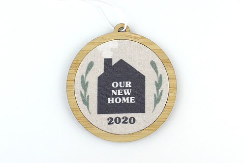 OUR NEW / FIRST HOME | ORNAMENT
