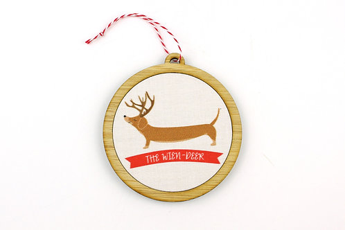 THE WIENDEER | ORNAMENT