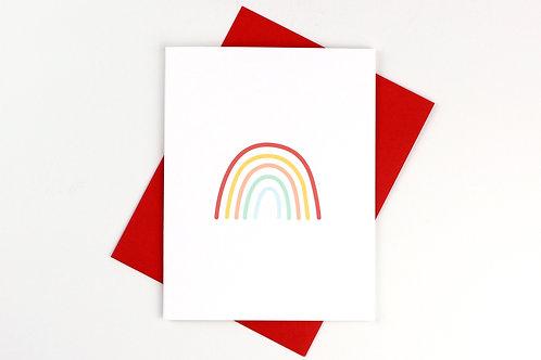 RAINBOW BLANK | CARD | WHOLESALE