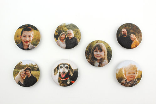 CUSTOM PHOTO MAGNETS | READY IN 2 WEEKS
