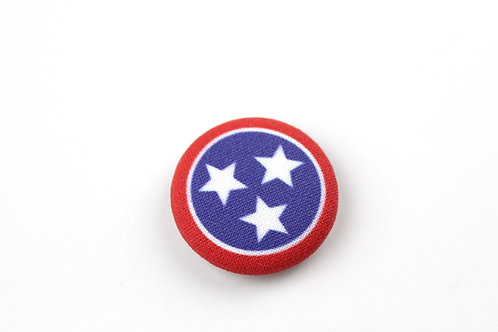 TENNESSEE FLAG | SINGLE MAGNET
