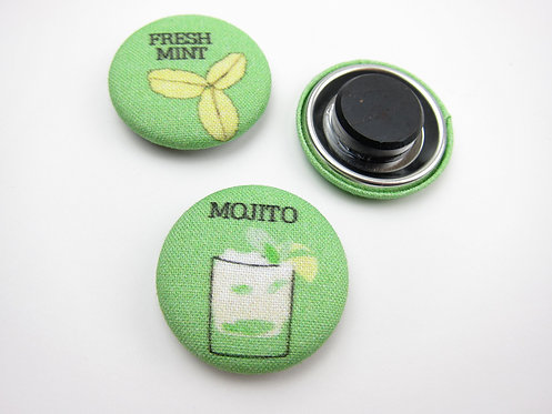 HOW TO MAKE A MOJITO | SET OF 7 MAGNETS | WHOLESALE