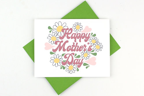DAISY MOTHER'S DAY | CARD