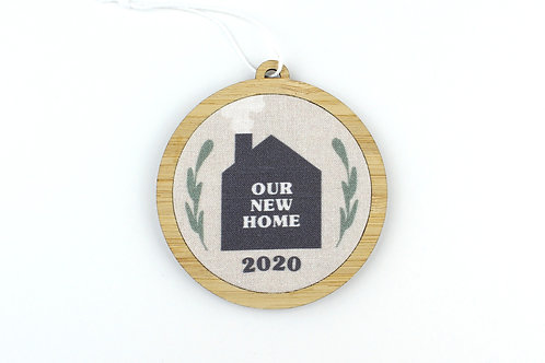 OUR NEW / FIRST HOME  | ORNAMENT | WHOLESALE