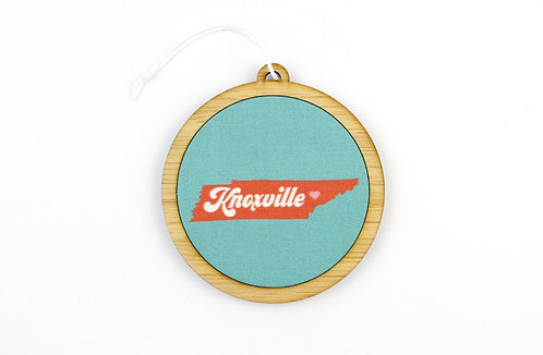 RETRO KNOXVILLE | ORNAMENT