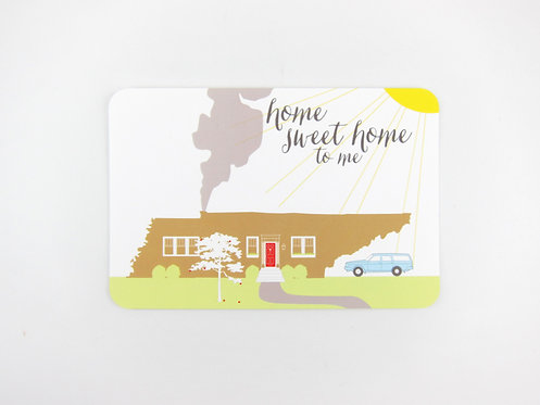 HOME SWEET HOME TENNESSEE | SET OF 3 OR MORE POSTCARDS