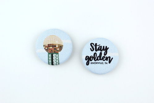 STAY GOLDEN | SET OF 2 MAGNETS