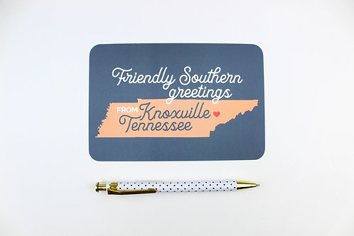 FRIENDLY SOUTHERN GEETINGS | POSTCARDS | WHOLESALE