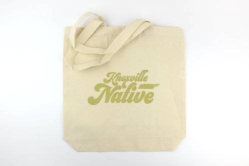 KNOXVILLE NATIVE | TOTE BAG