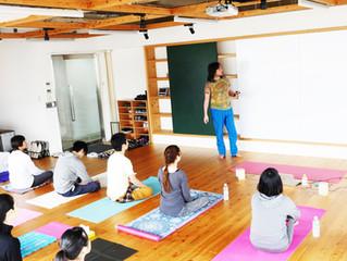 2月7(日) 福岡ヨーガ講習会