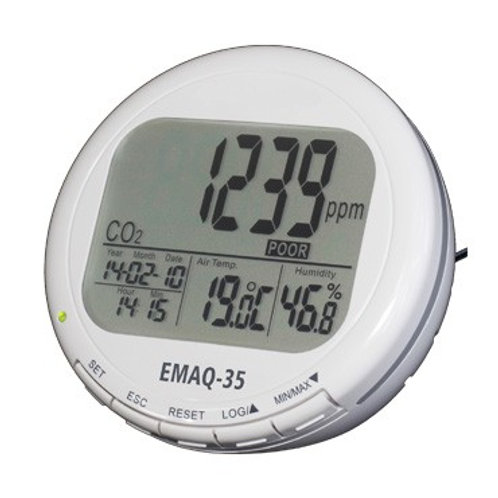 Desktop-CO2-Logger | EMAQ-35