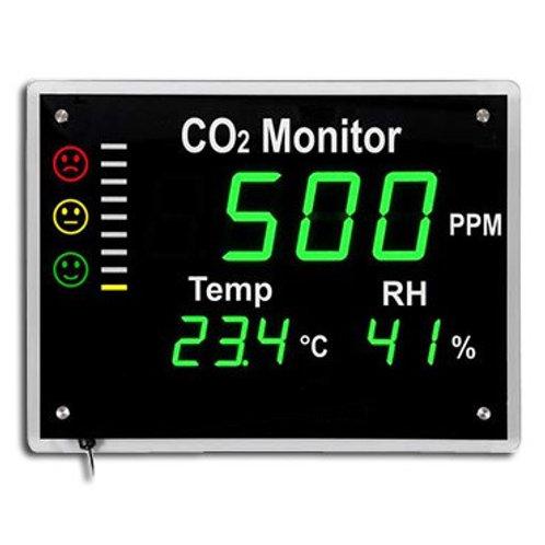 CO2-Wandtafel | EMAQ-50