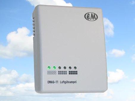 CO2 Ampeln / Luftgüteampeln für bessere Luftqualität