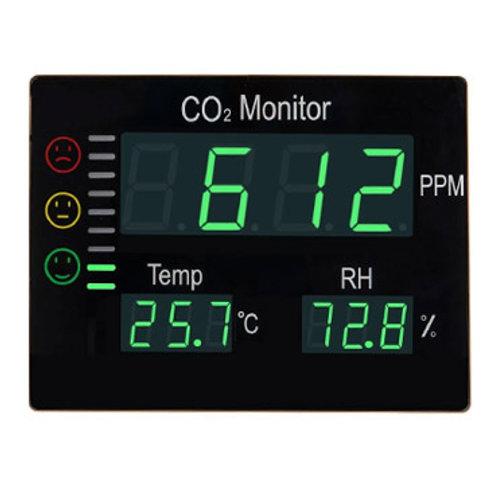CO2-Wandtafel | EMAQ-51