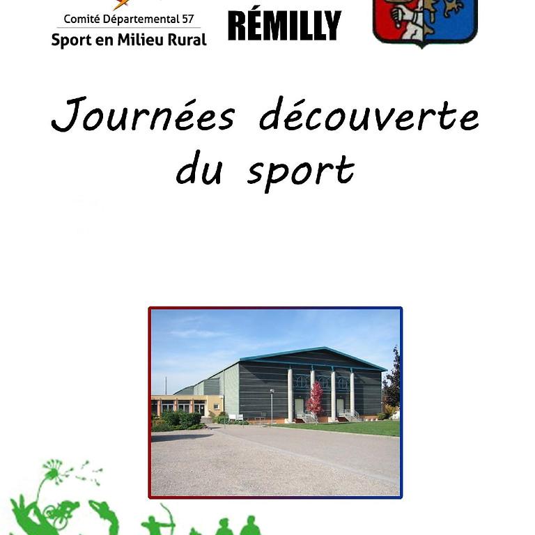Journée Sport en Milieu Rural