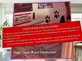 covid-19, safety precautions, safe carpet cleaners, express carpet cleaners, fargo, moorhead, west fargo