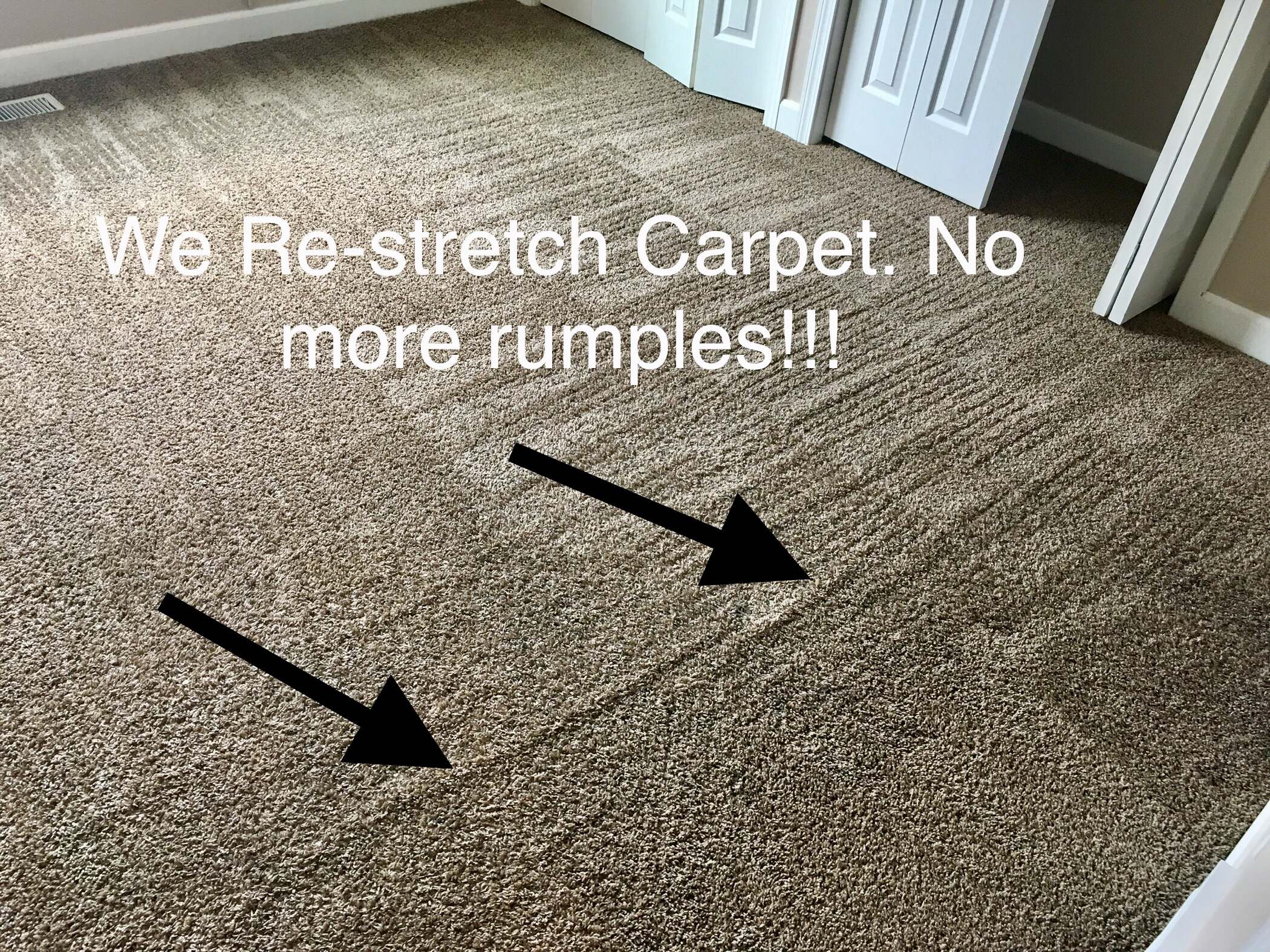 Carpet Restretch