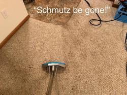 cleaning schmutz