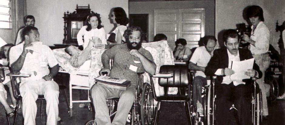 O dia Nacional de Lutas das Pessoas com Deficiência: um pequeno retrospecto.